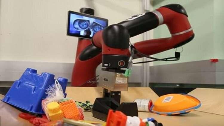 """روبوتات يمكنها """"التنبؤ بالمستقبل"""""""