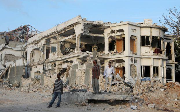 منطقة بلاد بنط في الصومال تعلن حال الطوارئ بسبب الجفاف