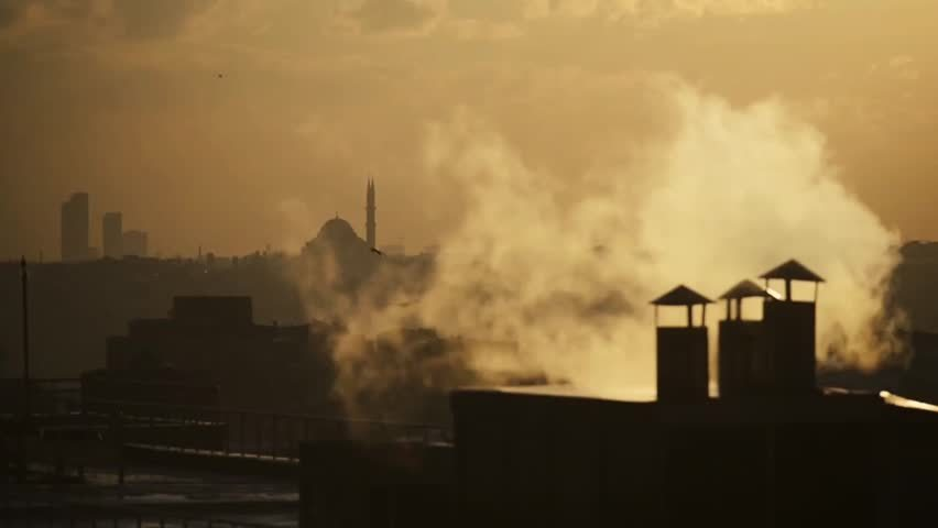 Environmental chamber warns of rising air pollution levels across Turkey