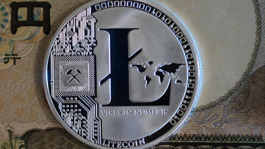 Resurgent litecoin leads cryptocurrency market comeback