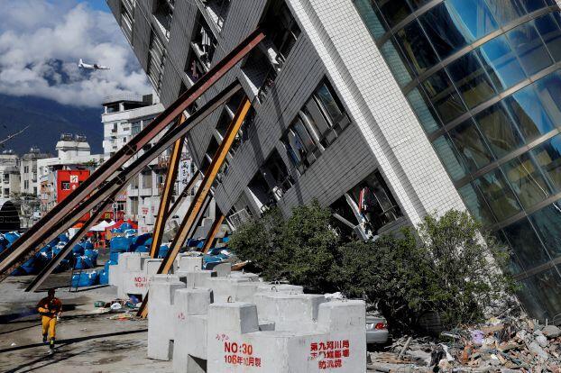 وقف البحث عن ناجين من زلزال تايوان