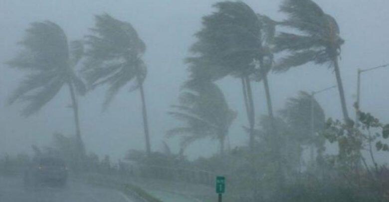 فقدان شخصين وإجلاء 119 آخرين إثر إعصار في فيجي