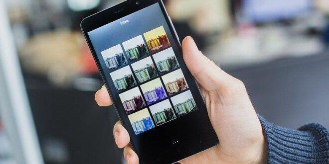 تطبيقات مجانية لتحرير صور الهواتف الذكية - GreenArea.me