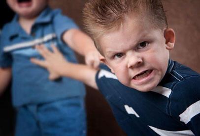 حدة الطبع في الطفولة مرتبطة بالأفكار الانتحارية في المراهقة!!!