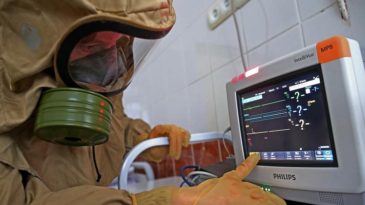 """""""إيبولا"""" قد يخرج عن السيطرة في إفريقيا"""