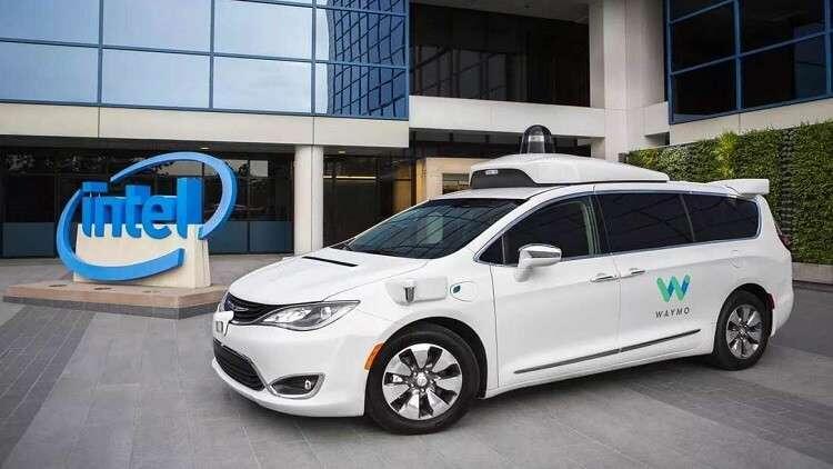 إنتل تقتحم عالم السيارات ذاتية القيادة - GreenArea.me