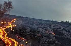 هيئة: انفجار ضخم في بركان كيلاويا في هاواي