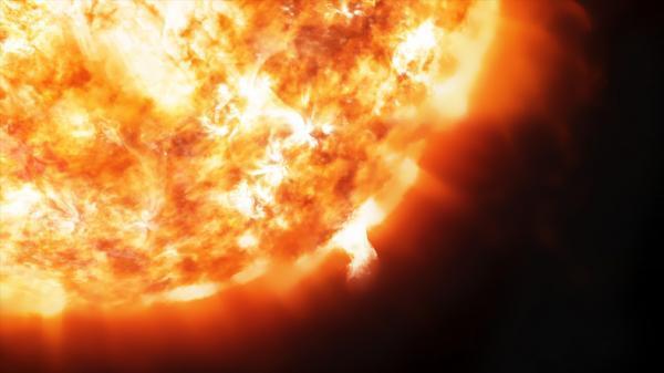 Descubren manchas solares 500 veces más grandes que la Tierra