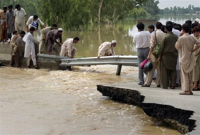 خسائر الإحترار المناخي ترتفع .. وكلفة الفيضانات تخطّت 14 تريليون دولار