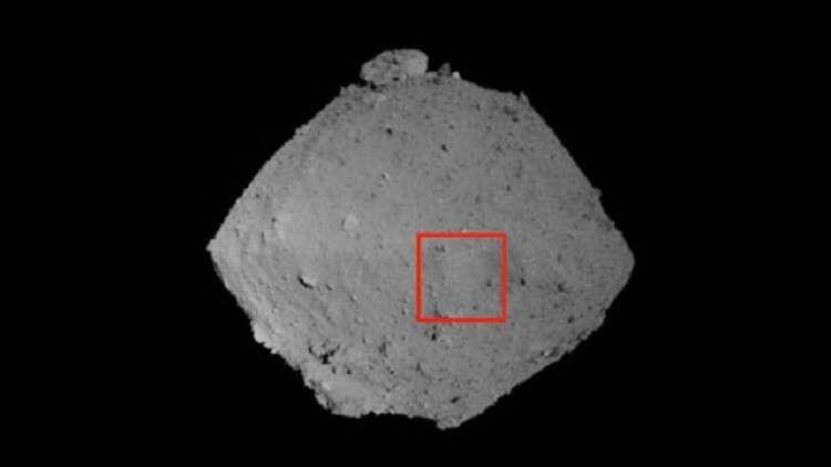 """""""هيابوسا-2"""" يلتقط صورا جديدة لكويكب ريوغو من مسافة قريبة"""
