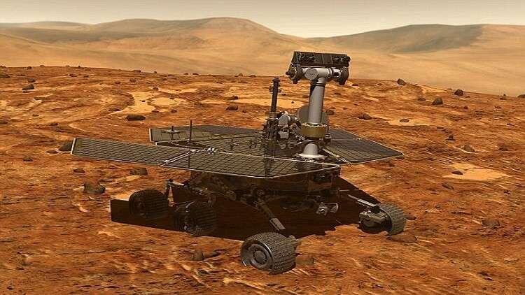 """""""صمت"""" روفر المريخ يخيب آمال ناسا!"""