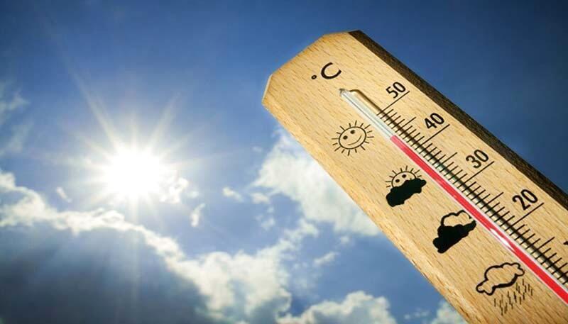 إرتفاع درجات الحرارة مستمر لخمس سنوات مقبلة!