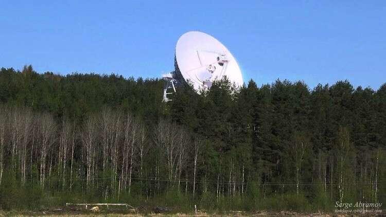 مرصد روسي جديد يتلقى أولى إشاراته من الفضاء الكوني