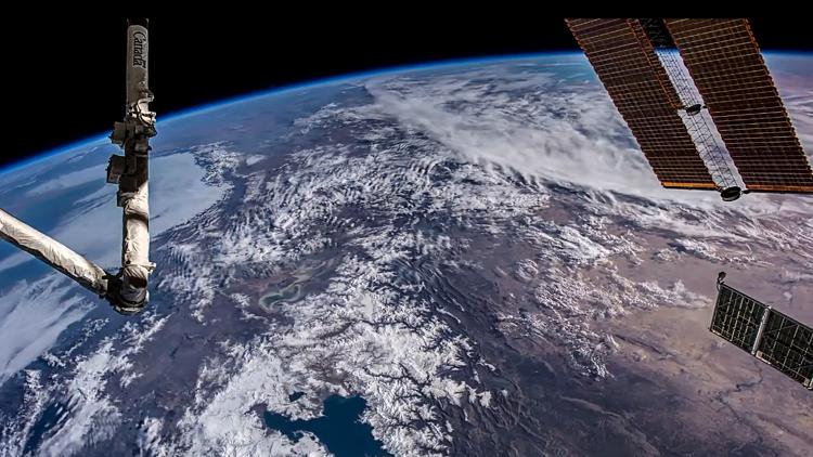 للمرة الثانية هذا الشهر.. المحطة الفضائية تعدل مدارها