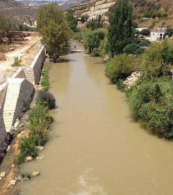 انذار الى بلدية برج رحال  لأوقف تحويل الصرف الصحي الى نهر الليطاني وقناة ري القاسمية