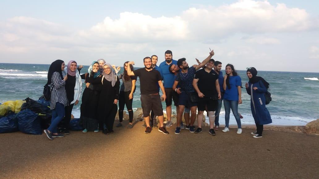 مسعفون بيئيون ينقلون تجربتهم من لبنان الى مصر … ومجلس الشيوخ الفرنسي يكرمهم