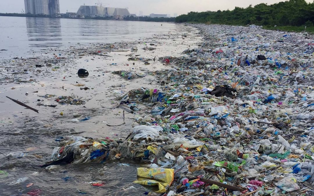 Support Grows to Control Plastic Waste in International Trade Treaty Global Partnership for Action on Plastic Waste Also Proposed