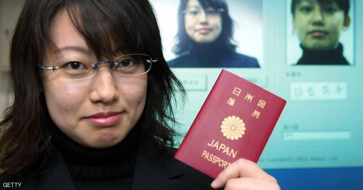 الجواز الياباني يخطف الصدارة.. و4 دول عربية في آخر القائمة!