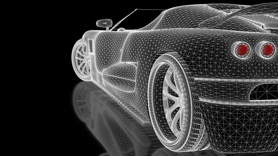 Resultado de imagen para Demuestran que la fibra de carbono puede almacenar energía en el cuerpo de un coche