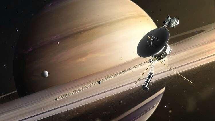 """ناسا: مسبار """"فوياجر-2"""" اقترب من حدود المنظومة الشمسية"""