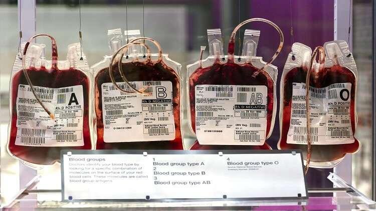 ما يجب معرفته عن فئات الدم