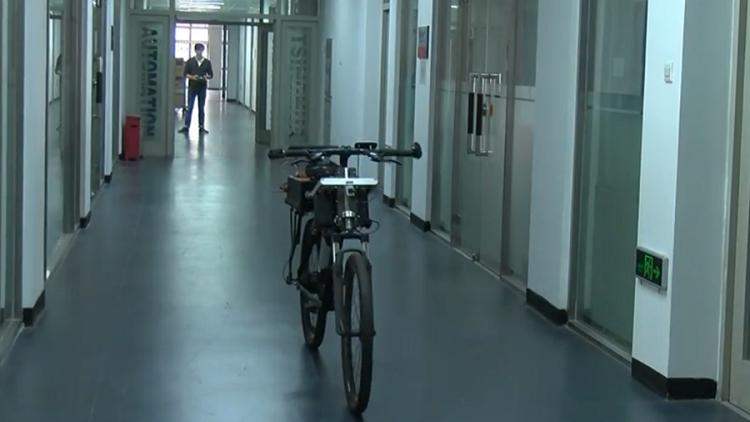 ابتكار دراجة هوائية ذاتية القيادة
