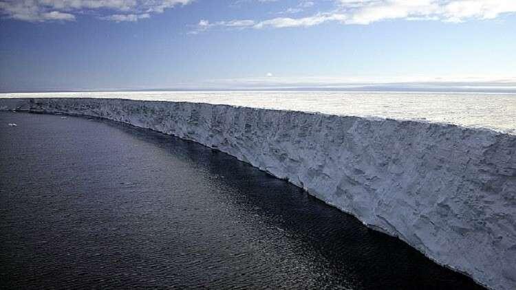 جليد أنتاركتيكا يغني أم يئنّ؟