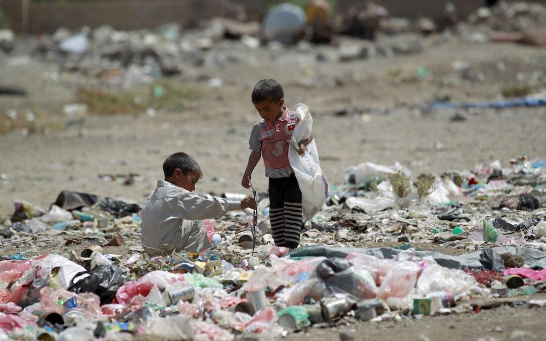 مؤشر الجوع العالمي: اليمن الأكثر جوعاً عربياً والثالثة عالمياً