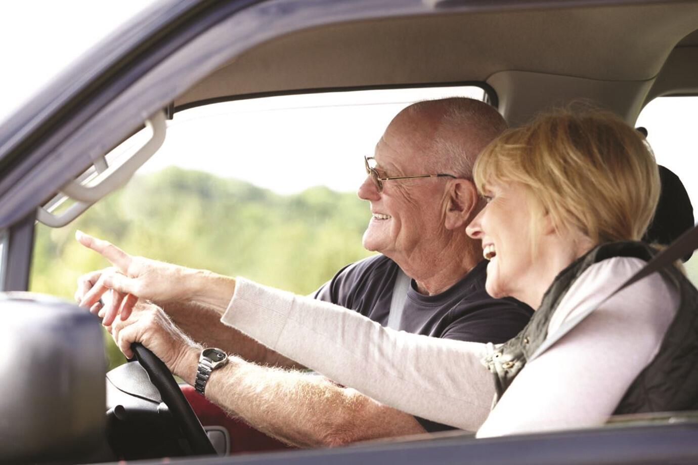 قيادة المسنين: فحوصات طبية ملزمة وإلا!