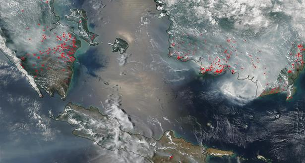 فرصة حدوث ظاهرة النينيو خلال الشتاء 80 بالمئة