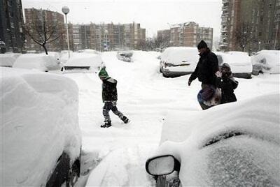 عاصفة شتوية تقتل شخصا وتترك 310 آلاف دون كهرباء في جنوب شرق أمريكا