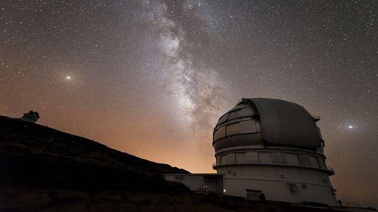 رصد نشوء ثقب أسود عملاق على بعد 9 مليارات سنة ضوئية