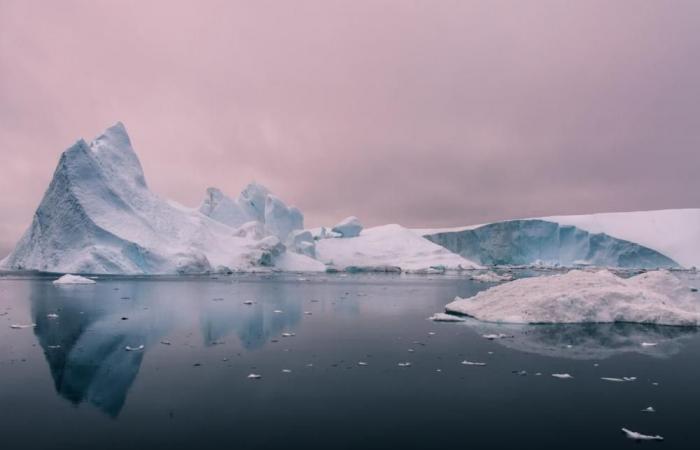 الغطاء الجليدي في جرينلاند يذوب أسرع مما كان يعتقد