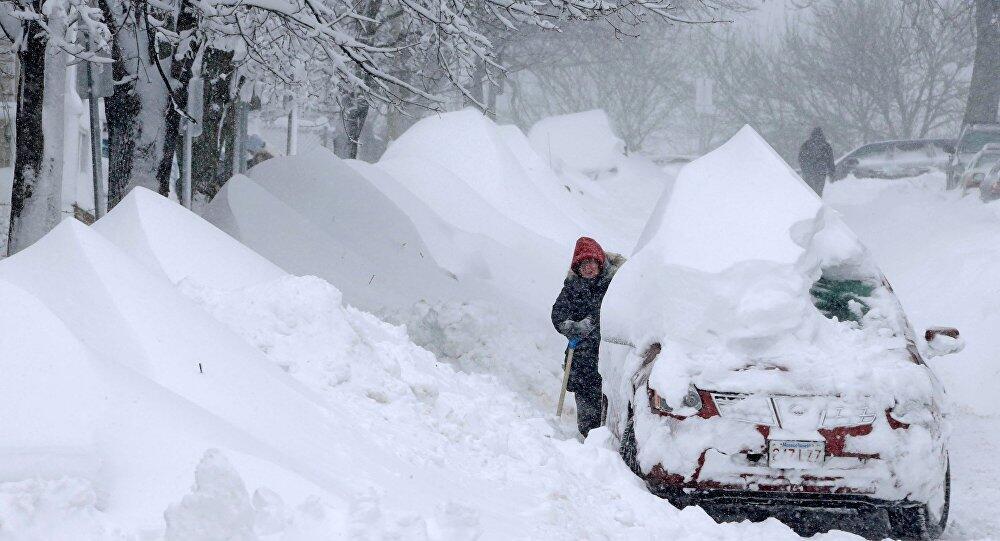 استمرار موجة البرد القارس في الغرب الأوسط الأمريكي