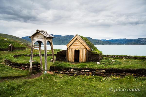 En Groenlandia no existe el derecho de propiedad sobre la tierra; toda es comunal