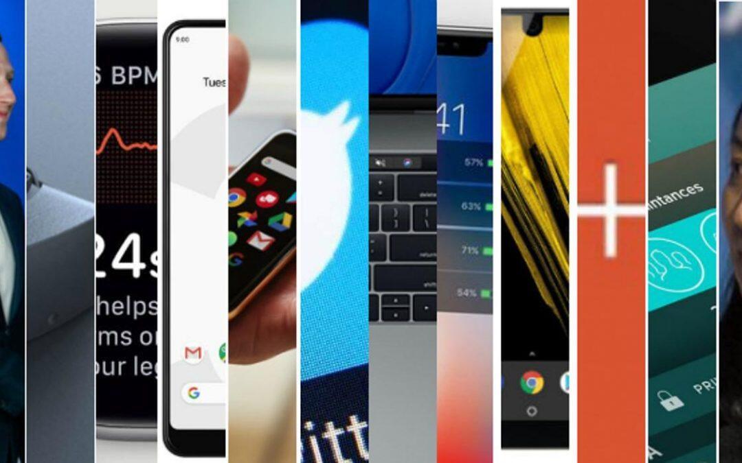 Grandes fracasos tecnológicos de 2018