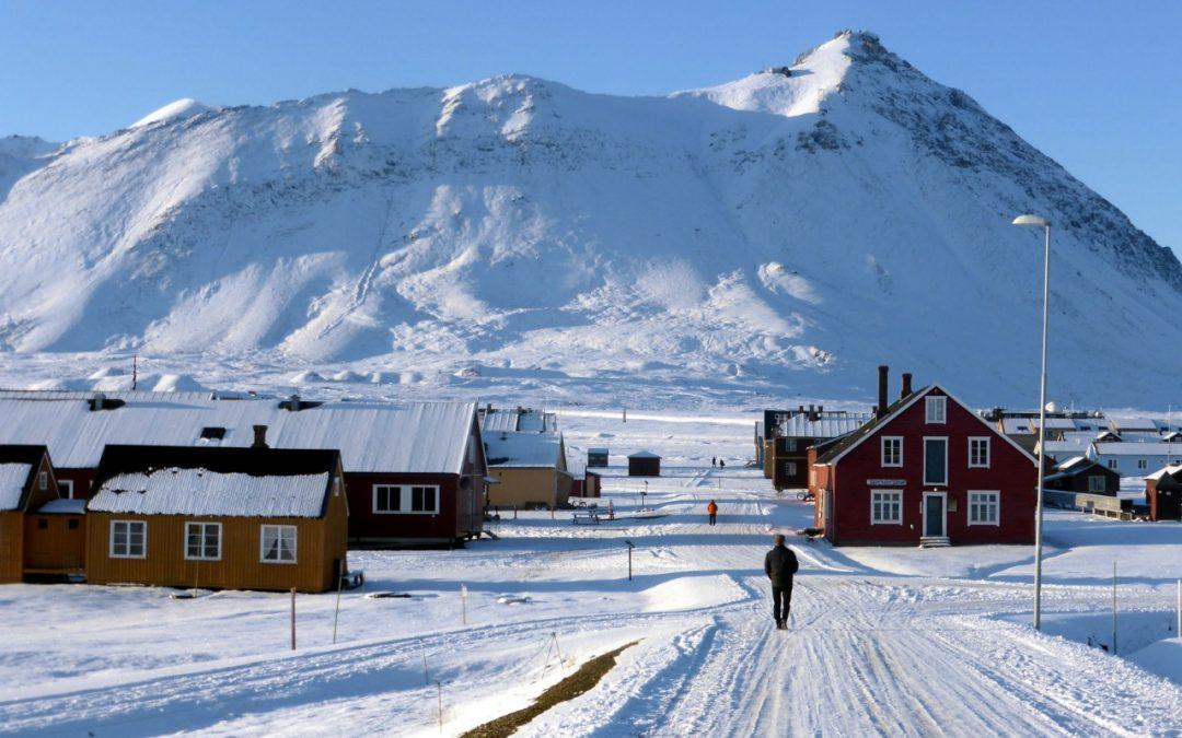 """الجزر القطبية شمالي النرويج مهددة """"بالدمار"""" بسبب تغير المناخ"""