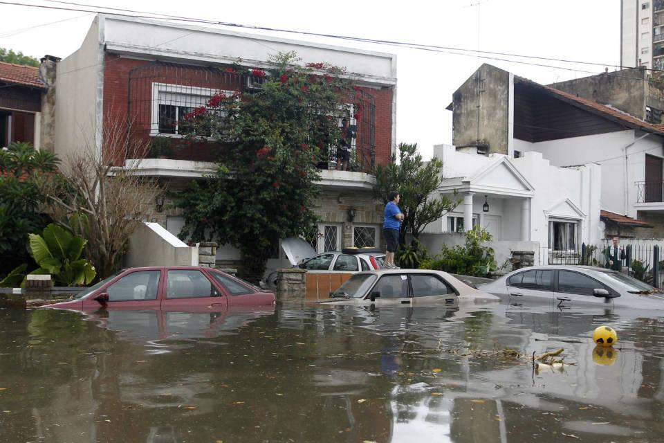 Las lluvias extremas están conectadas en todo el mundo!!!