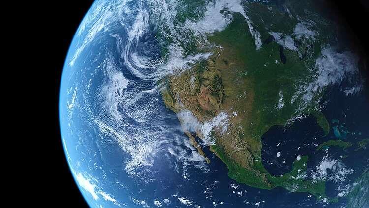 كيف اكتست الأرض بقشرتها؟