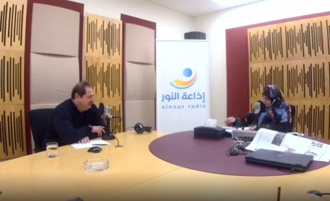 Al-seasa el youm, entrevista al editor en jefe de la revista de immarwaiktissad, Dr.Hassan Miklad.