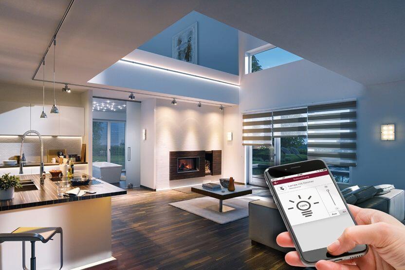 Los sistemas inteligentes de control de iluminación pueden suponer un ahorro de 400 euros al año en la factura de la luz