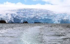 أدلة على التغير المناخي في الصفائح الجليدية للقارة القطبية الجنوبية؟