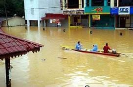 ولاية كوينزلاند الأسترالية تواجه فيضانات قوية وأمطارا غزيرة