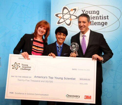 Un niño de 13 años inventa un sistema eficaz para mejorar el tratamiento del cáncer de páncreas