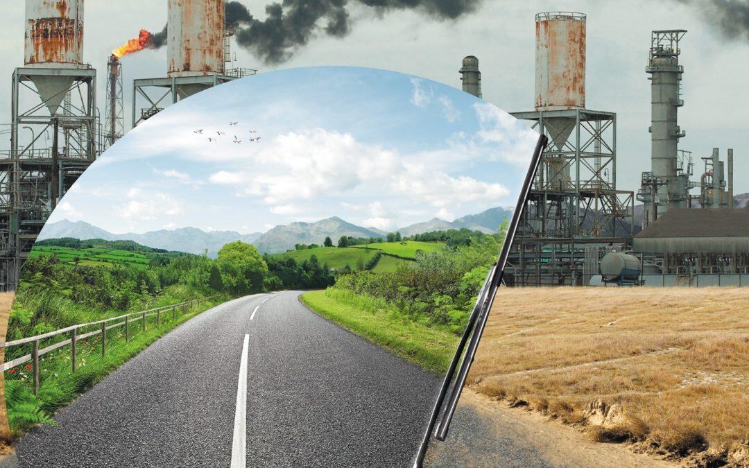 التلوّت البيئي يشكل خطورة على سكان الأرض