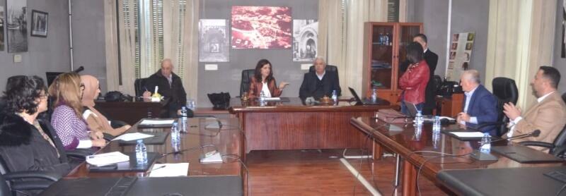 دراسة الاثر البيئي لمشروع الطريق الدائري الشرقي في بلدية طرابلس