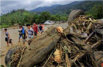 مقتل 58 على الأقل في سيول بإقليم بابوا الإندونيسي