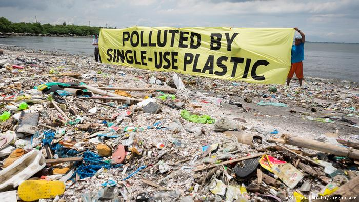 أدلة عن وجود بقايا بلاستيكية في الأنهار الجليدية