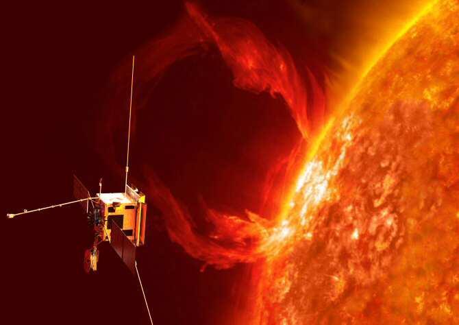 Inmensas 'balas de cañón' de plasma cruzan la atmósfera solar