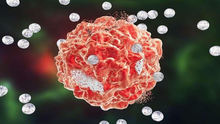 اكتشاف نقاط ضعف السرطان بعد تفكيكه!